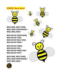 SONGS - Bees Here