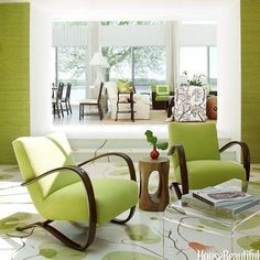 Dream beautiful rooms paint colors 19 ideas - homes alternative. Room Paint Colors, Paint Colors For Living Room, Home Living Room, Living Room Decor, Cheap Vinyl Flooring, Sophisticated Bedroom, Green Interior Design, Bentwood Chairs, Green Rooms