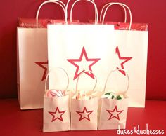 goody bags for girls and dolls