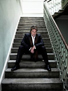 """Michael Ball - """"Marius"""" in Les Miserables Horror Picture Show, Rocky Horror Picture, Broadway Theatre, Musical Theatre, Good Music, My Music, Build A Story, Visual And Performing Arts, British Accent"""