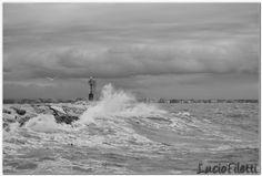 Ariminum. Di Lucio Filetti: come un film in bianco e nero... #fotografia #photograpy #rimini