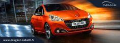 La Nouvelle Peugeot 208 disponible chez Peugeot Cabailh ! #peugeot #peugeot208 #nouvelle208 #208 #orangepower #voiture #auto