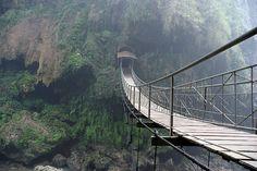 Malinghe Canyon, Xingyi, Guizhou