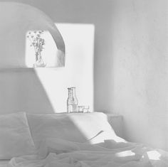Paresse en blanc   via Atelier rue verte le blog