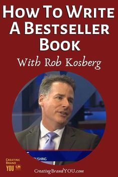 Rob Kosberg of Bestseller Publishing explains what goes into writing a bestseller and how to write a best seller book that can increase your impact and income. Watch this interview if you've ever wanted to write a bestseller and make money from it Marketing Tools, Content Marketing, Online Marketing, Social Media Marketing, Business Entrepreneur, Business Tips, Creative Business, Online Business, Make Money Blogging