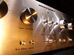 """""""Marantz - DSCF0117  Vintage Stereo Amplifier"""" !...  http://about.me/Samissomar"""