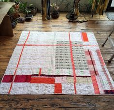 Ace and jig quilt
