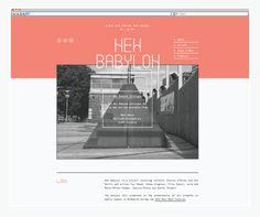 new babylon website.