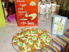 A Dr. Seuss Birthday