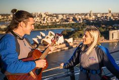 This Weekend, Climb The Sydney Harbour Bridge To Your Own Private Concert
