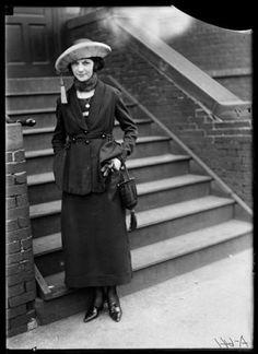 Miss Elaine C. Barry c.1915