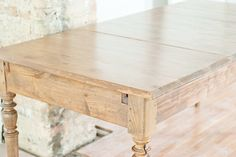 Layering Stain, Special Walnut and Weathered Oak, LOVE! The Farmhouse Table: Stain and Finish
