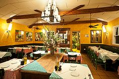 Perfect resto for a friends or family dinner the italian way. Everybody sit around a large table and have a selection of the best foods come for everybody to share. Just like 'la mamma' does it.