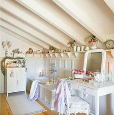 1000 images about ba os vintage on pinterest patio - Bano shabby chic ...
