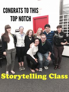 #storytelling #class #adamwade #newyorkcity #magnettheater