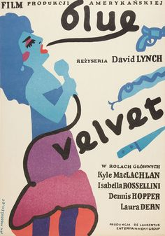 Terciopelo azul (Blue velvet, 1986, David Lynch)