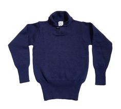 Wool Expedition Sweater