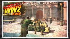 Brothers in Arms 3 lansat oficial de Gameloft pe iOS si Android