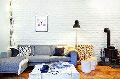 Zdjęcie numer 2 w galerii - Przedwojenne mieszkanie w Sopocie w nowej odsłonie