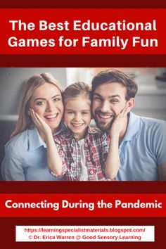 The Best Educational Games for Family Fun Social Emotional Development, Board Games For Kids, Help Teaching, Educational Games, Social Skills, Working Memory, Executive Functioning, Critical Thinking, Learning