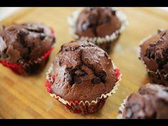 Kakaolu Muzlu Muffin Tarifi - İdil Tatari - Yemek Tarifleri - YouTube