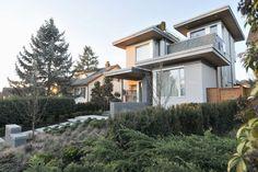 West 21st - contemporary - exterior - vancouver - Frits de Vries Architect Ltd.