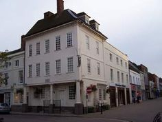 Dr. Johnson's House, Lichfield