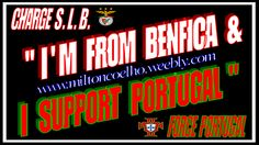 "00 Download Grátis - Wallpaper (1366x768) - Free Download ""I'm from Benfica & I Support Portugal"" (tradução: Sou do Benfica & Apoio Portugal) Criado no dia/Created on 07/07/2016 Por/By: Milton Coelho"