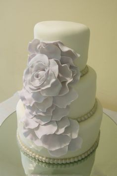 "Beautiful cake from ""Sugary and Chic"""
