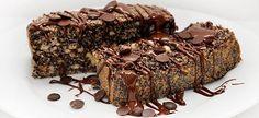 Dietní makový koláč