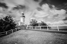 The Cape Byron Lighthouse by Christian Holzinger on Cn Tower, Lighthouse, Cape, Christian, Explore, Pictures, Travel, Bell Rock Lighthouse, Mantle