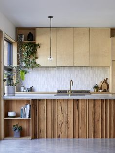 4 Fresh Takes on Contemporary Kitchen Cabinets