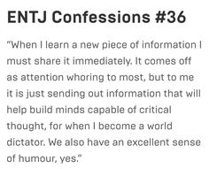 We both learn in this valuable exchange. Why are we talking? Intj T, Estj, Infp, Mbti Personality, Myers Briggs Personality Types, Ambivert, Self Development, Psychology, Life Quotes