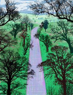šškn — David Hockney (British, b. 1937)