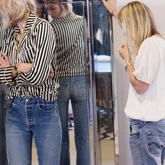 Build your perfect denim wardrobe with a little help from @voguemagazine and us.  See how at the link in our bio.