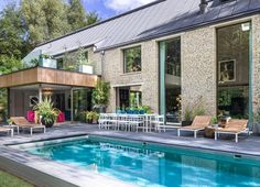 The Barnhouse by Yoo - Interiors by Kate Moss