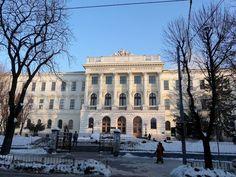 Polytech University in Lviv,Ukraine