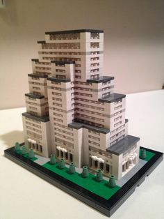 Micro Building - Hospital | Flickr - Photo Sharing!