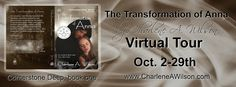 "Iris Blobel.: This Week's Book Choice: Charlene Wilson ""The Transformation of Anna"""