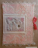 Fabric Book by Karen Lackey for Sin City Stamps