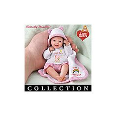 Heavenly Handfuls Collectible Care Bears Baby Doll Collection