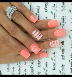 Fun Nail Designs 2017 Summer
