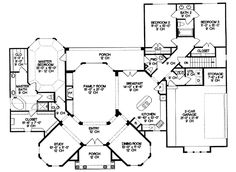 2500 sq feet home plans