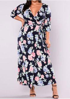 Capsule ladies maxi dress plus size 22 26 32 floralprint crinkle bardot neckline