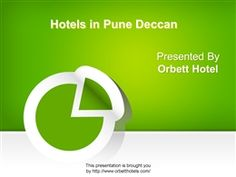 Looking for a Hotel near apte road pune? then visit Orbett Hotels. This hotel is an ideal choice for leisure business and budget travelers. It is one of the finest luxury star best hotels in Pune located in the lush green environs of Deccan.  Orbett Hotel is at a distance of 9 km from Pune Airport and 4 km from the Railway station.