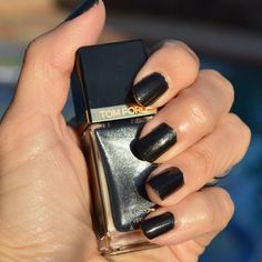 tom ford blackout nail polish holidays 2015 #beauty #nailpolish