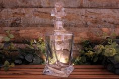 Καράφα Quadro CTB00302300 Fountain, Barware, Bottle, Home Decor, Decoration Home, Room Decor, Water Well, Bar Accessories, Flask