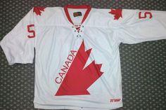 Custom sublimated Team Canada replica jersey  GitchSW Facebook - Gitch  Sportswear de25b0e50