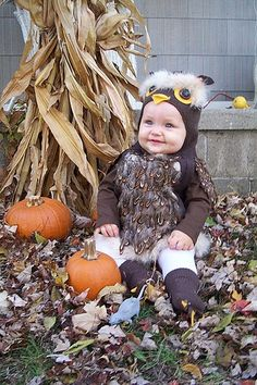 So I'm not sure why I keep sending you adorable baby costumes... @Allison Lawrence
