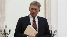 Kremlin spokesman Dmitry Peskov (Photo by Reuters)